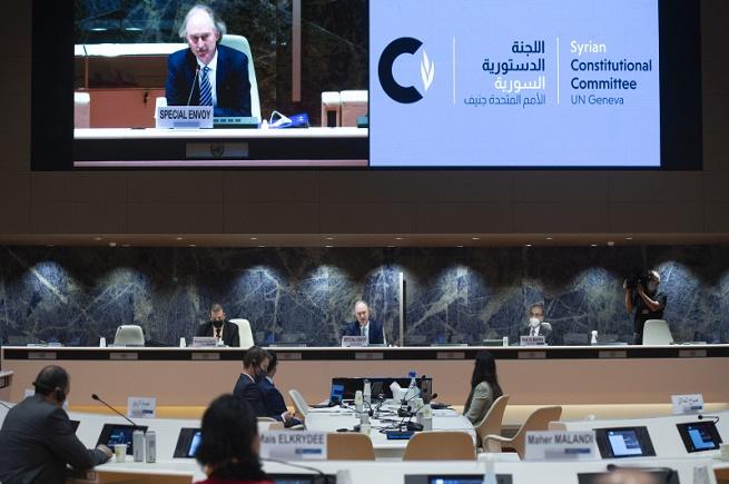 سوريا جولة سادسة فى مسار اللجنة الدستورية  ما الجديد؟