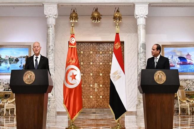 كيف عكست القمة المصرية - التونسية التوافقات المشتركة في الإقليم؟