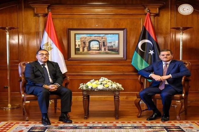 شراكة استراتيجية: مستقبل العلاقات المصرية-الليبية