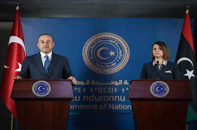 هل تغير تركيا استراتيجيتها فى ليبيا خلال المرحلة الانتقالية؟