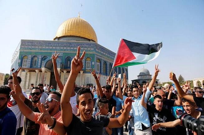 عودة القضية الفلسطينية إلى الصدارة