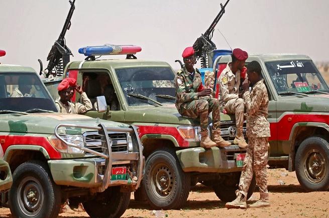 المكونات العسكرية السودانية: الإشكاليات والمسارات