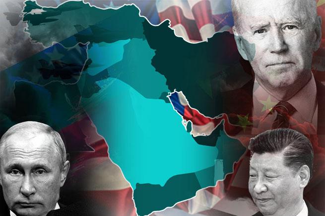 جمع النقيضين: واشنطن تواجه خصومها الدوليين وتهتم بقضايا الشرق الأوسط